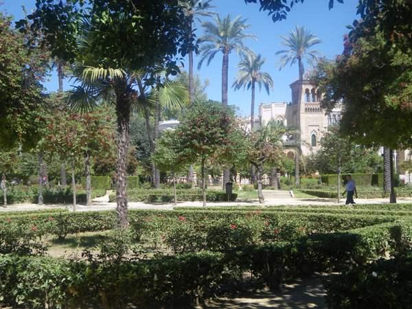 giardini parco maria luisa