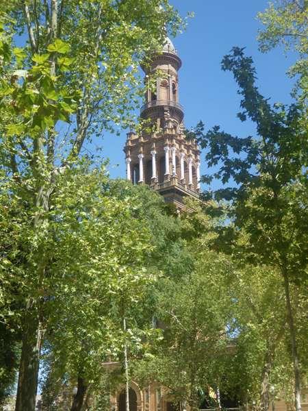 Torre parco maria luisa